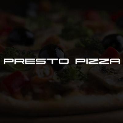 Cайт пиццерии - presto-pizza.by