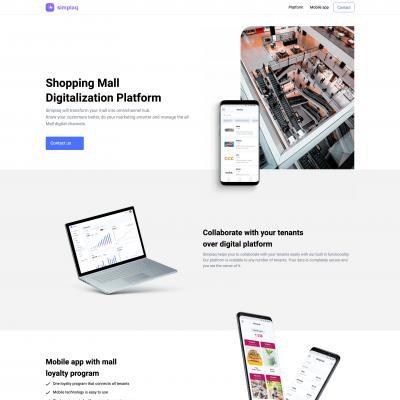 Simplaq.com platform